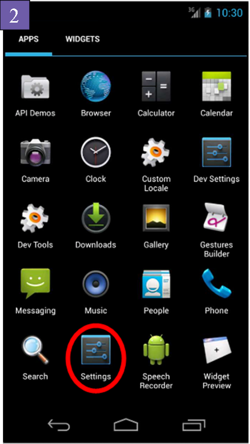 Mobile Internet Setup on Android Phone - Vectone Mobile