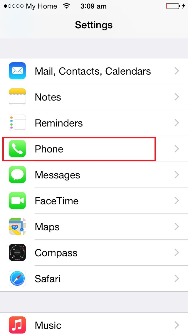 Vectone_service_setting_manual_ios_step_2